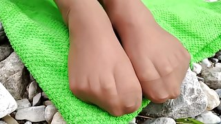 Rosalie Feet - Outdoor Nylon Feet
