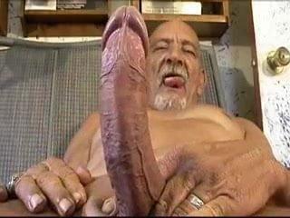 Old Man Big Cock