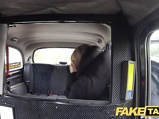 Preview 1 of Fake Taxi Cute blonde tax inspector likes kinky rough sex