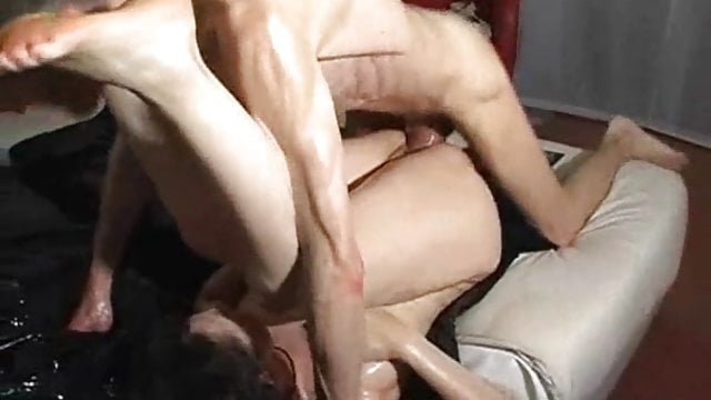 Sabine Fucking and Playing with an Older Guy