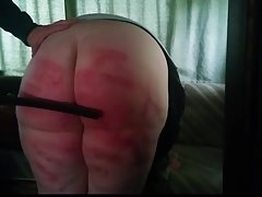 Crying slave bbw pig extreme spanking