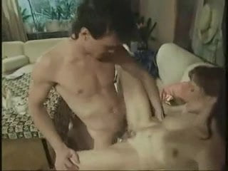 Woman fingers a guy while he fucks her