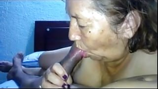 Slutty Mexican Grandmother