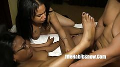 new years celebration fuckfest ebony freaks fucked bbc red