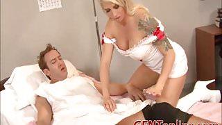 Big Titty Nurses Brooke Haven Titty Fucking