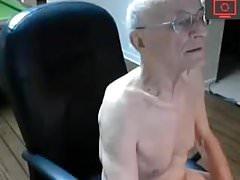grandpa jerk off