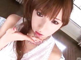 Download video bokep Cock loving Serina Hayakawa shows off her sucking skills bef Mp4 terbaru