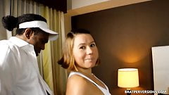 Cuckold Anniversary Humiliation by Wife & BlackBull