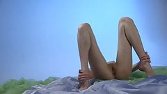Flexible Annett. Blueness.