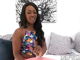 Skyler shaved - Ebony babe skyler nicole gets covered in ribbons of cum