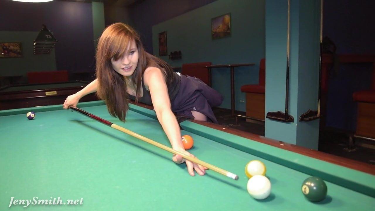 The room hot sex in billiard