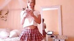Incredibly hot Blonde webcam 3