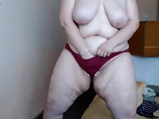 Natasha 1, big older woman