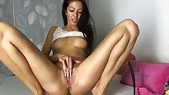 cam show - dildo in pussy and ass