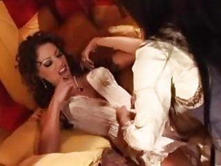 Hot girl having wet sex