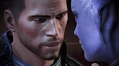 Mass Effect sex video