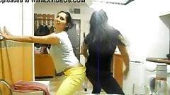 iran dance azgin