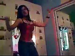 Hot Arab Girl Dancing 007