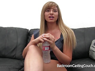 Teacher Anal and Creampie Casting
