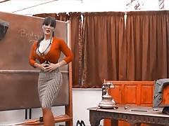 British Curvy Teacher Teach! (Recolored)