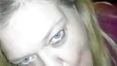 POF Blue Eyed Black Dick Eater