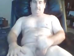 Sexy daddy stroking 30518