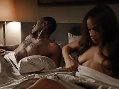 Megalyn Echikunwoke Nude Boobs In House Of Lies 's Thumb