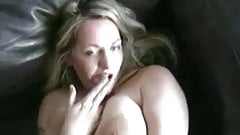 ex wife cum on tits