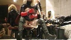 Roxina Leather Boot Slut