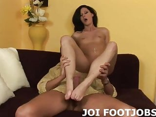 Preview 5 of Let me worship your hard cock with my soft feet