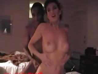 Hotwife BBC rough fuck after party