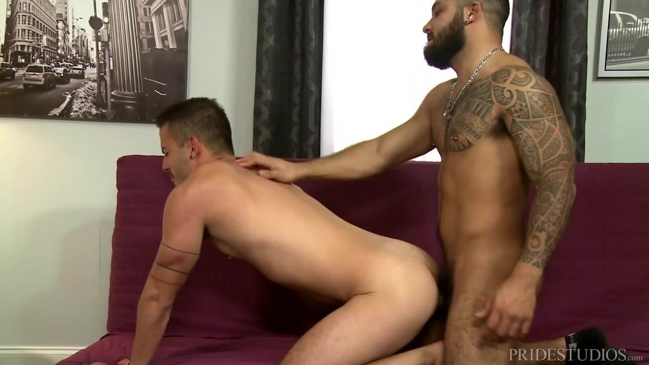 Gay Porn Couple