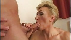 old lady prefer cocks
