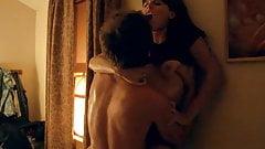 Emma Greenwell Vigorous Sex In Shameless ScandalPlanet.Com
