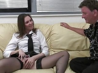 French Slut A25 sandra sodomisee et fistee