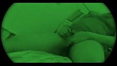 My lustful wife caught masturbating on hidden camera